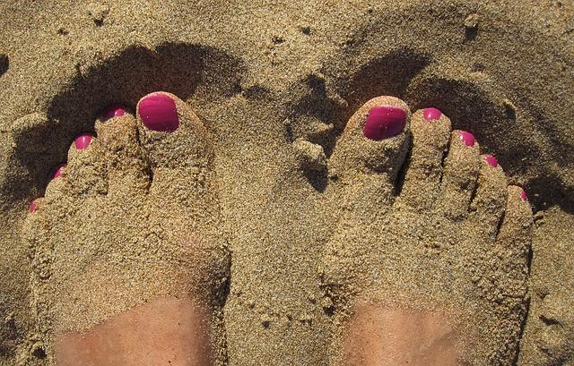 Mycose des ongles de pied, remède de grand-mère