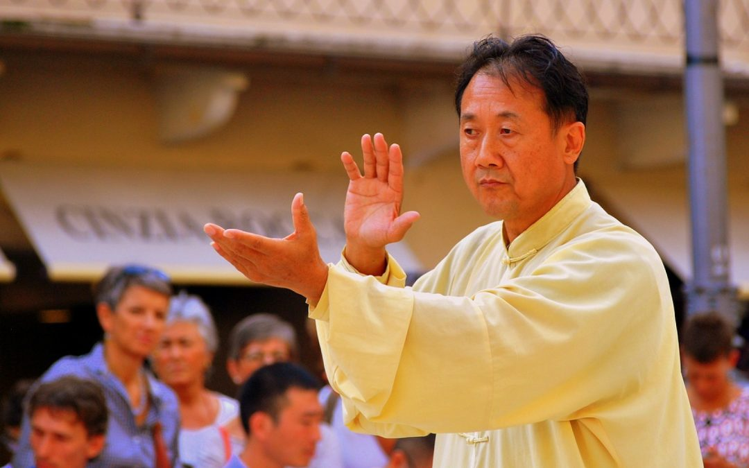 Le taï-chi : une discipline efficace pour retrouver la sérénité et la forme !